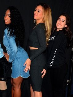 Imagem de fifth harmony, dinah jane, and normani kordei