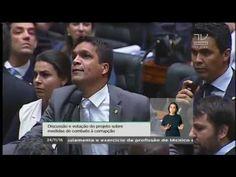 Veja a Confusão na votação da Câmara das dez Medidas Contra Corrupção