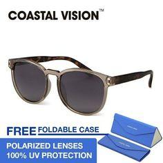 Jenis kacamata  Kacamata hitam Merek  VISI PANTAI Perlindungan UV 400 Bahan  Berkualitas Tinggi Trendy c466e51d29