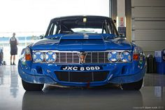 1970 Rover P6B V8 Traco Touring Car - 2013 Silverstone Classic