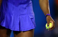 Serena's manicure