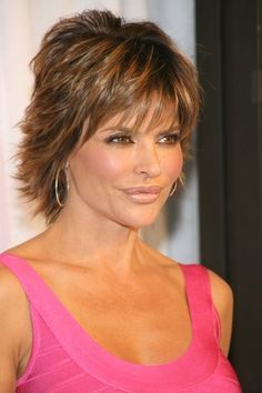 Achieve Lisa Rinna Haircut | Lisa