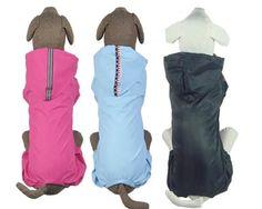 1pcs/lot big dogs jumpsuits raincoats suit large dog rain jackets with hat pet tracksuits clothes pets costume products S M L XL #Affiliate