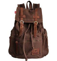 drawstring backpack.