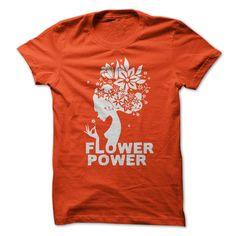 Flower Power T-Shirts, Hoodies. SHOPPING NOW ==► https://www.sunfrog.com/LifeStyle/Flower-Power-43035281-Guys.html?id=41382