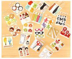 3Er Pack  Mini Marker Collection Kurznotiz von pikwahchan auf Etsy, $2.80
