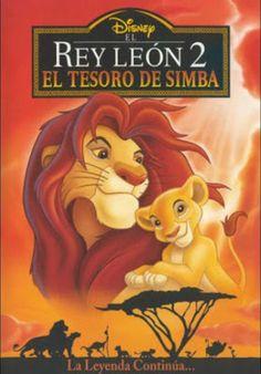 El rey leon 2: El tesoro de Simba - online 1998