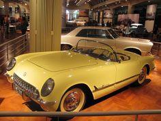 Early corvette @chevrolet #corvette