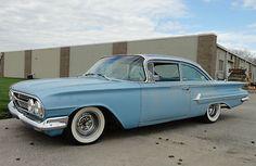 Chevrolet : Impala Bel Air 1960 Chevy Bel Air - http://www.legendaryfinds.com/chevrolet-impala-bel-air-1960-chevy-bel-air/