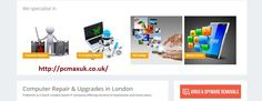 Laptop repair Croydon - We are able to offer a professional, reliable and efficient desktop and laptop Repair and Upgrade service at competitive rates, and best of all if we are unable to fix it there is no fee.