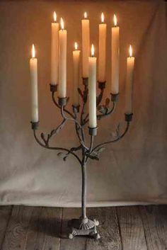Dining hall of Mirkwood's candelabra.