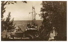 Van, Edremit Tenezzühü (Gezintisi), 1940'lar..