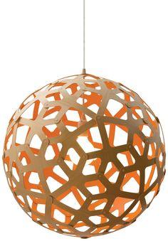 David Trubridge - Coral 600 Pendant Lamp DTL003 at 2Modern