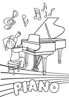 disney maracas coloring pages - photo#48