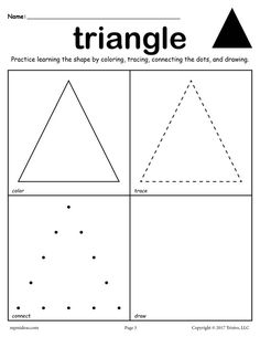 Order Of Operations Worksheet 5th Grade  Free Shapes Tracing Worksheets  Tracing Shapes Shapes  Finding Equation Of A Line Worksheet with 2nd Grade Reading Worksheets Printable Word  Free Shapes Worksheets Color Trace Connect  Draw Triangle Worksheet Real Numbers And The Number Line Worksheet