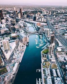 Places In Melbourne, Visit Melbourne, Melbourne Australia, Australia Travel, Kakadu National Park, National Parks, Top Travel Destinations, Places To Travel, Melbourne Docklands