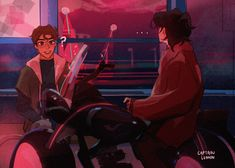 ☾ lumin ☾ — sick ride, ghost boy keith has this sick ass...