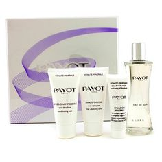 Payot VIM Christmas Set: Eau De Soin 100ml   Shampoo 50ml   Conditioning Care 50ml   Regenerating Milk 25ml - 4pcs ** Learn more by visiting the image link.