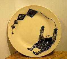 Talerz deserowy #plate #talerz