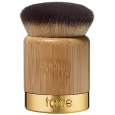Tarte Airbuki Bamboo Powder Foundation Brush: Face Brushes | Sephora