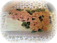 ❤ Giovy hobby e cucito creativo ❤: Decoupage