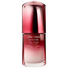 A one-of-a-kind, boosting, power-infusing face serum for youthful-looking skin.  #Sephora #Shiseido #skincare