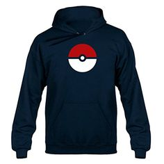 awesome       £19.95   SMALL - 34-36 Inch Chest  MEDIUM - 38-40 Inch Chest  LARGE - 42-44 Inch Chest  EXTRA LARGE - 46-48 Inch ChestAll...  Check more at http://fisheyepix.co.uk/shop/pokemon-poke-ball-inspired-videogame-unisex-hoodie-hoody-hooded-sweater-navy-blue-small/