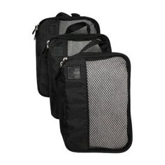 The best range of travel packing cells in Australia & New Zealand. Once you have experienced using these luggage organisers you will never go back! Travel Wear, Travel Packing, Packing Cubes, Luggage Straps, Travel Accessories, Traveling By Yourself, Shopping, Black, Black People