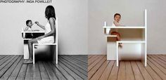 Mother/Child Dining Table