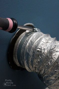 how to clean your dryer ducts and prevent fires.