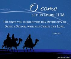 Luke 2:11 | Bible Verses