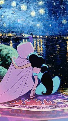 Disney meets Aladdin
