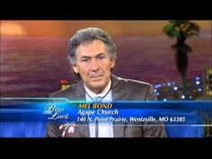 Pastor Mel Bond Interview On TBN  When the devil gets God's people not to love, then nothing else they do matters, then they are just being a gong making a racket. Good message. Unconditional Love is the answer. It is the secret place.