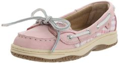 To Sarah: baby sperrys...should I buy them now and put them away?  ha