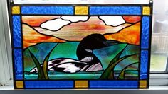 Stained glass. My first piece ;-)