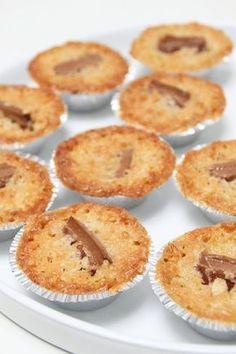 Havrekakor med chokladfyllning | Bakverk och Fikastunder | Mama bloggar