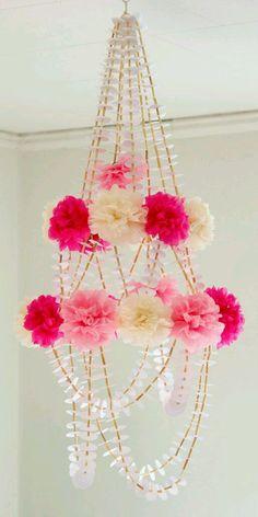 Flowery Bohem Chandelier