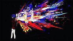 Tokyo ghoul — amazing art of touka chan