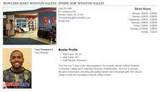 BowlersMart Winston Salem - Inside AMF Major League Lanes