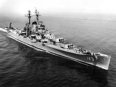 USS Albany (CA-123) was a United States Navy Oregon City class heavy cruiser, later converted to the guided missile cruiser CG-10.