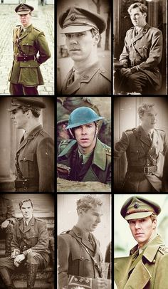 Benedict Cumberbatch, Christopher Tietjens - Parade's End (TV-Series, 2012) #fordmadoxford