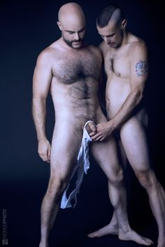 Dan and Matt || *NSFW* || Hot and Cold, Leather and Lace