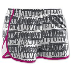 Love these shorts by Under Armour