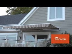 How To Make Your Own Retractable Awning Panel