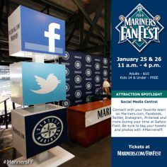 Connect with the Mariners. #MarinersFF