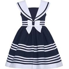 bonnie jeAn sailor dress