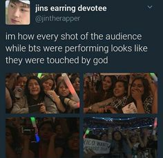 The power of BTS