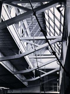 Clásicos de Arquitectura: Gimnasio del Colegio Maravillas / Alejandro de la Sota (4)