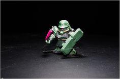 chibi mobile suit gundam MS-06 Zaku II
