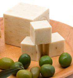 Jabón casero con aceite reciclado (de oliva o de otro vegetal)